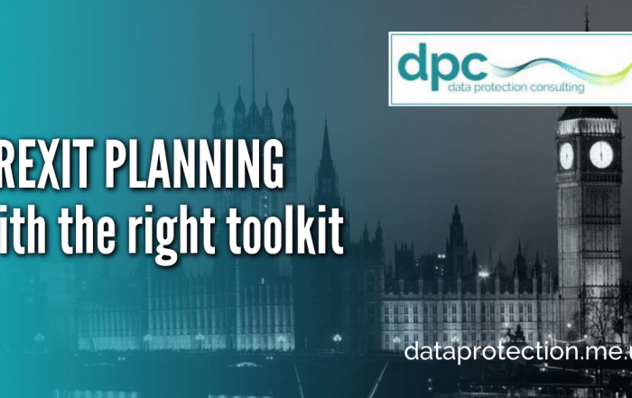 Data Protection implications of Brexit need planning and action now.