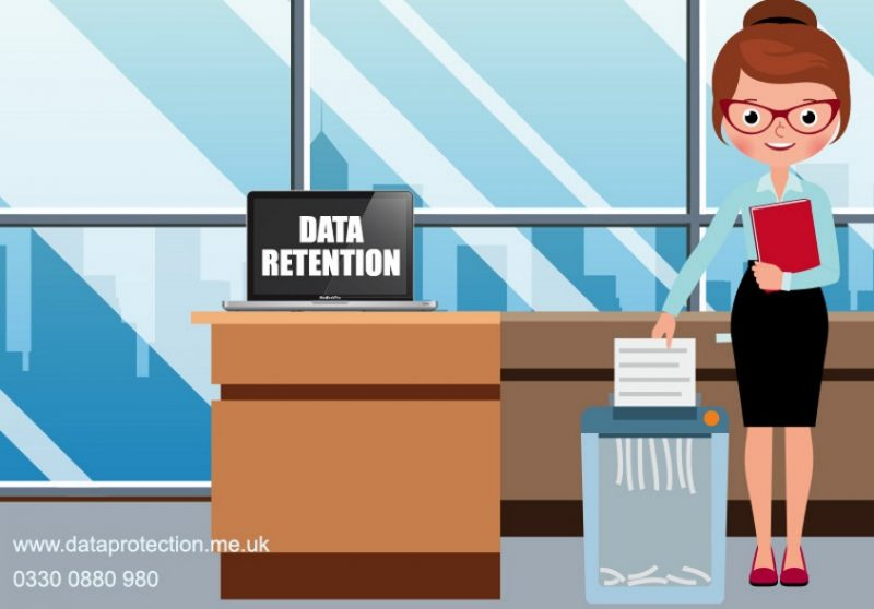 Data Protection Officer - Data Retention Responsibilities