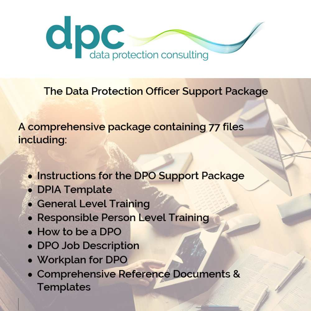 Data Protection Officer Support PACKAGE - Second Image