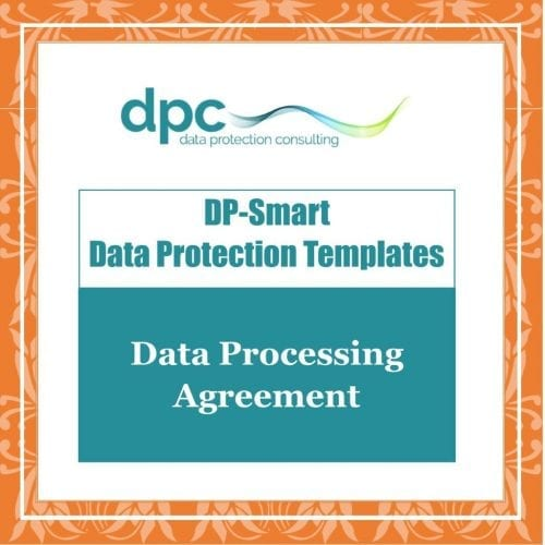 GDPR DP Smart Templates - Data Processing Agreement