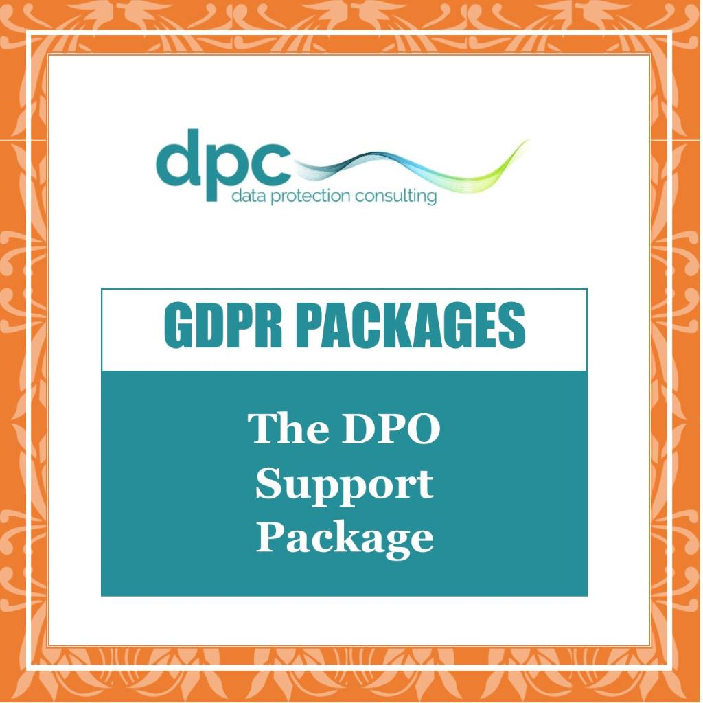 link to GDPR Packages - The DPO Support Package
