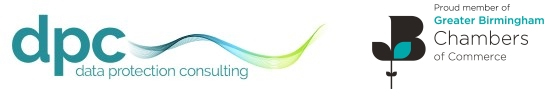 Data Protection Consulting, Proud members of the Greater Birmingham Chamber of Commerce